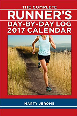 The Complete Runner's Day-by-Day Log 2018 Calendar Review
