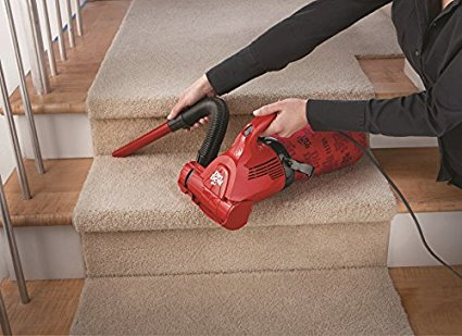 Dirt Devil Hand Vacuum Cleaner Ultra Corded Bagged Handheld Vacuum Review
