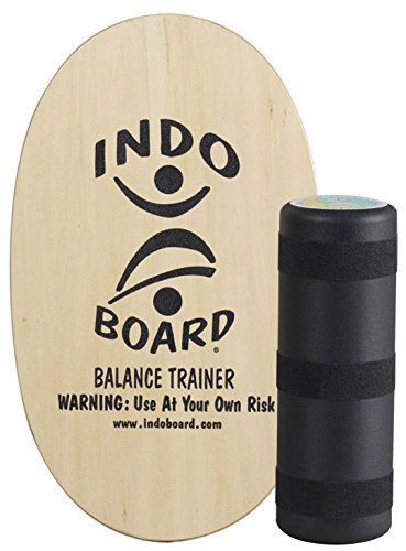 6. Indo Board Balance Board Original, natural deck