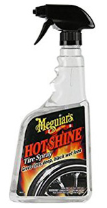 Hot Shine High-Gloss Tire Spray Review