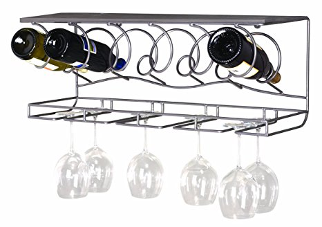 Oenophilia Wine Bar Wall Rack Review