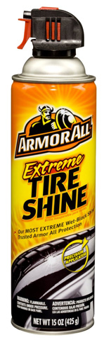 Armor All Extreme Tire Aerosol Review