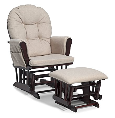Stork Craft Hoop Glider and Ottoman Set Review