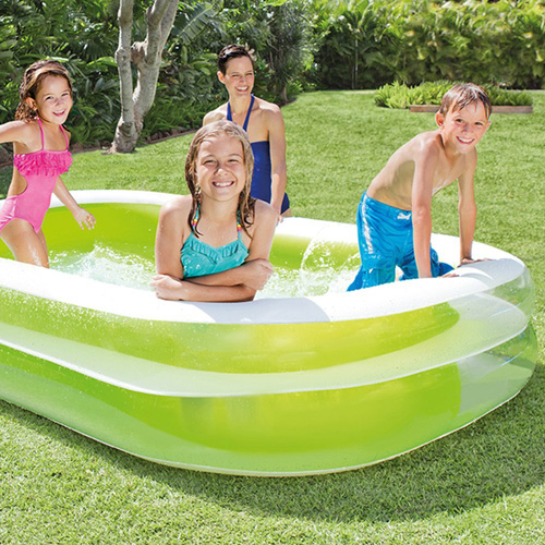 Intex Swim Center Pool Review