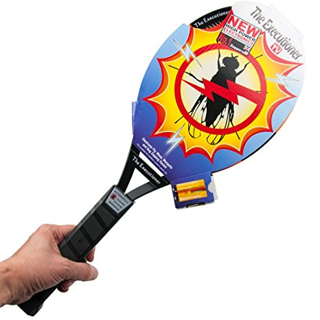 The Executioner Fly Swat Wasp Bug Mosquito Swatter Zapper Review