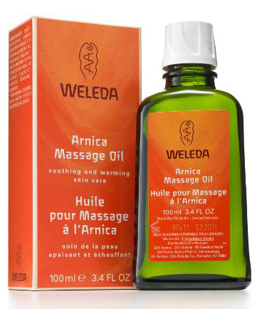 Weleda Arnica Massage Oil Review