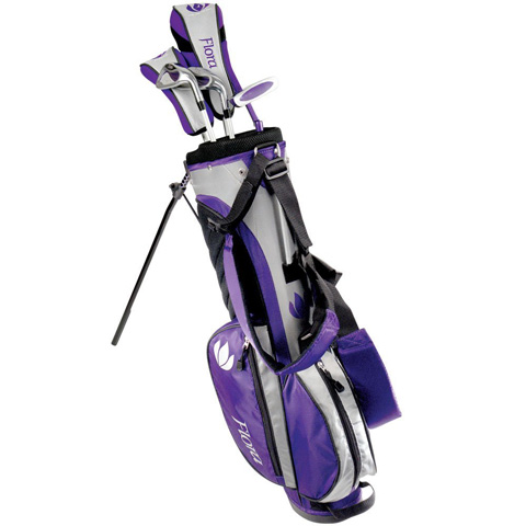 Intech Flora Junior Girls Golf Club Set Review