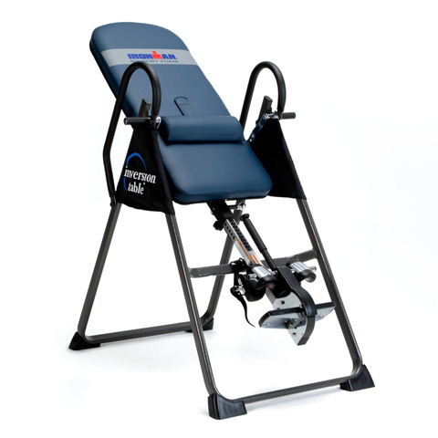 IRONMAN Gravity Inversion Table Review