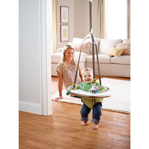 Graco Doorway Bumper Jumper Review