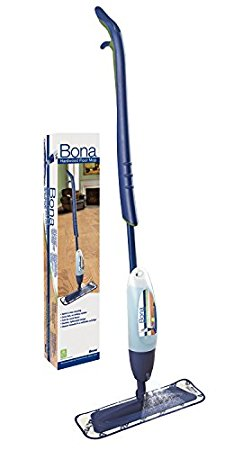 Bona Hardwood Floor Spray Mop Review