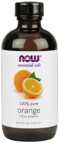 NOW Foods Orange Oil Sweet Review