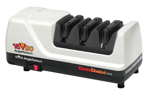 Chef's Choice 1520 AngleSelect Diamond Hone Knife Sharpener Review