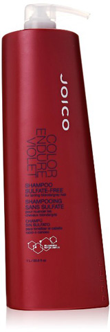 Joico 33.8 oz Color Endure Violet Shampoo Review