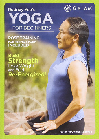 Rodney Yee's Yoga DVD for Beginners Review