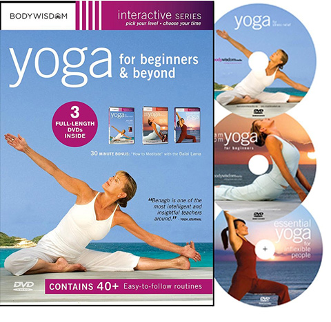 Yoga DVD for Beginners Review