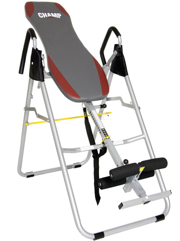 Body Champ Inversion Therapy Table Review