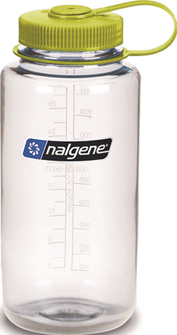 Nalgene Tritan Wide Mouth water bottle Review
