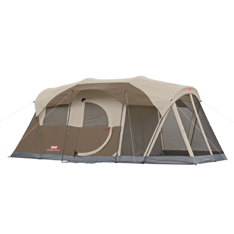 Coleman WeatherMaster 6 Person Tents Review