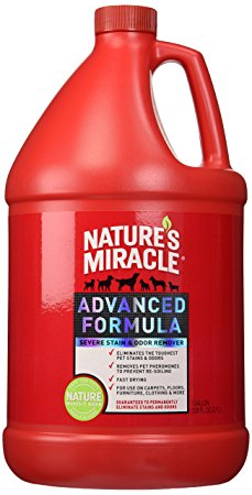 Nature's miracle advanced pet trigger sprayer Review