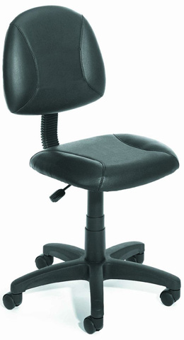 Boss Office Products B305 Posture Task Chair without Arms Review