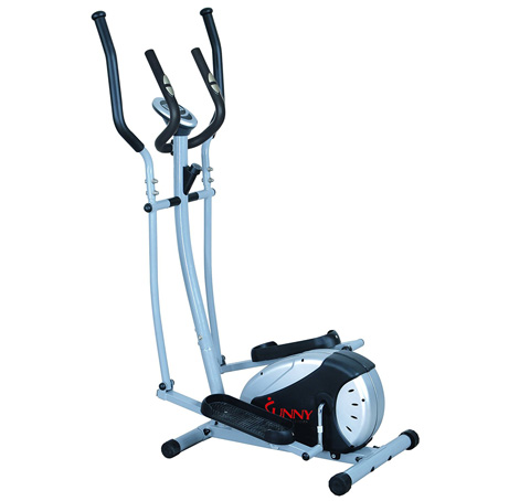 Elliptical Trainer w/ Hand Pulse Monitoring System Review