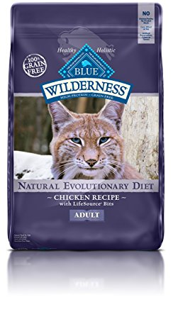 Blue Buffalo Wilderness High Protein Dry Adult Cat Food Review