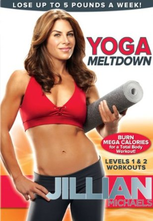 Jillian Michaels: Yoga Meltdown DVD Review