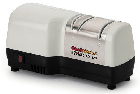 Chef's Choice 220 Hybrid Diamond Hone 2 Stage Knife Sharpener Review