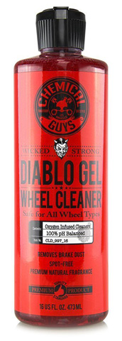 Gel Wheel and Rim Cleaner Review