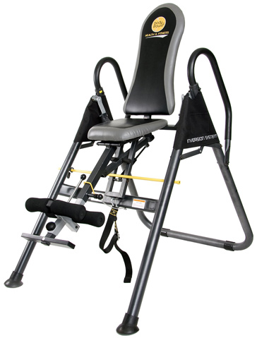 Body Power Seated Deluxe Inversion System Review