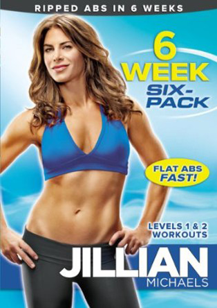 Jillian Michaels DVD Review