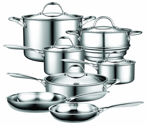 Multi-Ply Clad Cookware Review