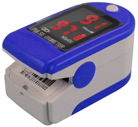 CMS 50-DL Pulse Oximeter Review