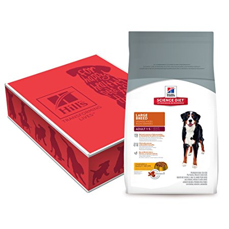 Hill's Science Diet Large Breed Dry Dog Food Review