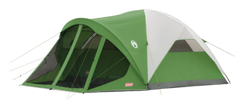 Coleman Evanston Screened Tent For 6 person Review