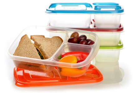 EasyLunchboxes 3-Compartment Bento Lunch Box Containers Review
