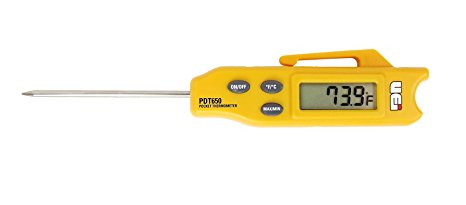 UEi Test Instruments PDT650 Folding Pocket Digital Thermometer Review