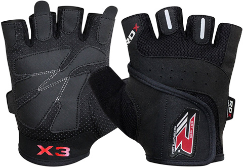 RDX Weight Lifting Gym Gloves Review