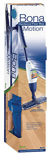 Bona Motion Hardwood Floor Mop Review