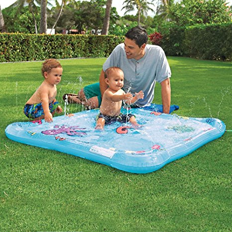 One Step Ahead Li'l Squirt Baby Wading Pool Review