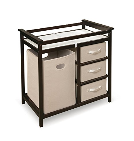 Badger Basket Modern Changing Table Review