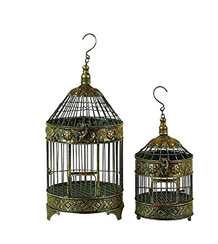 Deco 79 metal bird cage Review