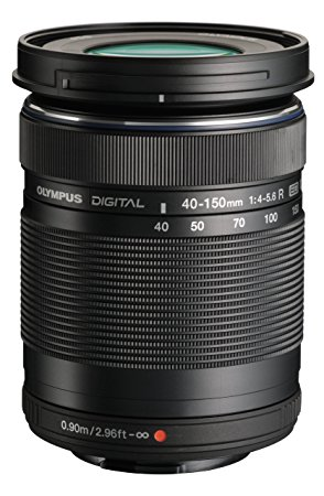 Olympus M. 40-150mm F4.0-5.6 R Zoom Lens Review