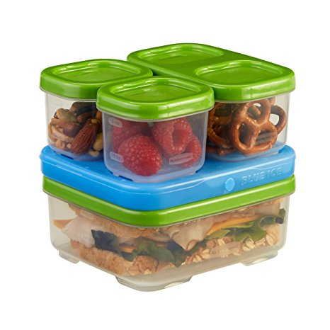 Rubbermaid LunchBox Sandwich Kit Review