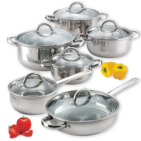 Cook N Home Stainless Steel Set Review