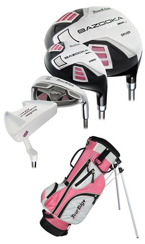Tour Edge HT Max-J Junior Golf Set Review
