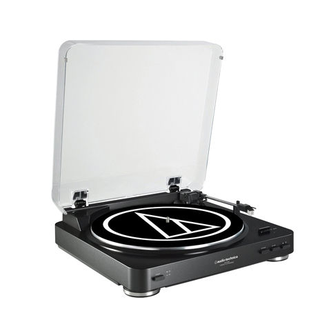 Audio Technica AT-LP60BK Fully Automatic Belt-Drive Stereo Turntable Review