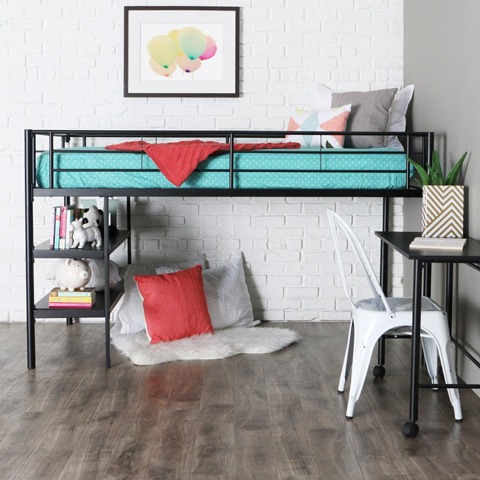 WE Furniture Twin Loft Bed Review