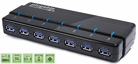Plugable USB hub Review