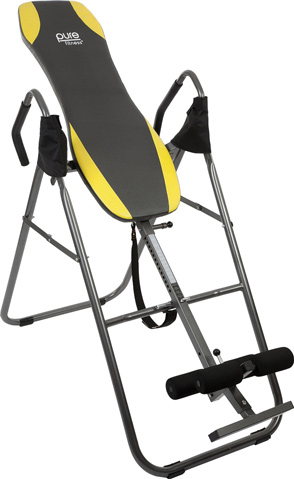 Fitness Gravity Inversion Therapy Table Review